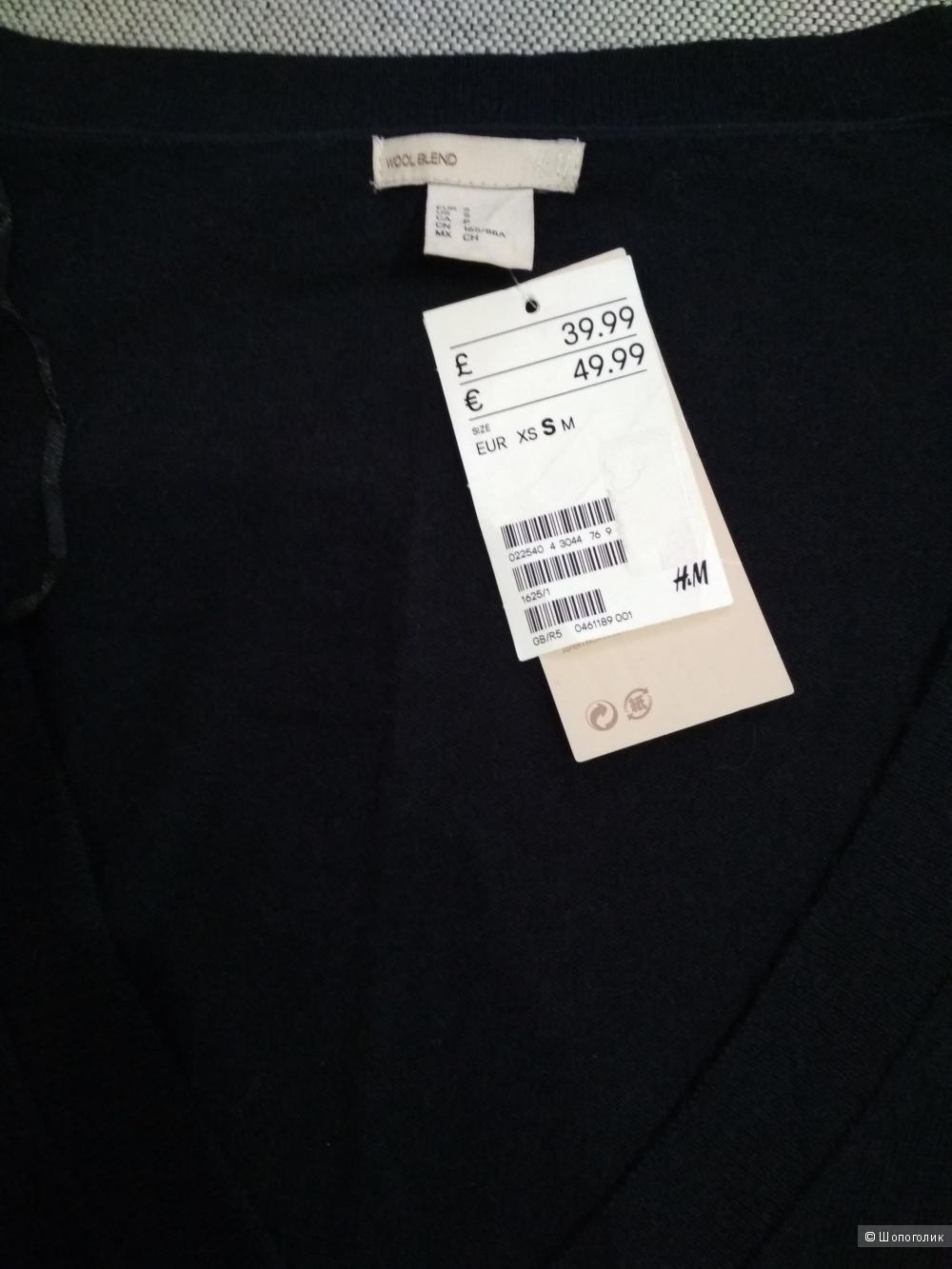 Свитер H&M размер S