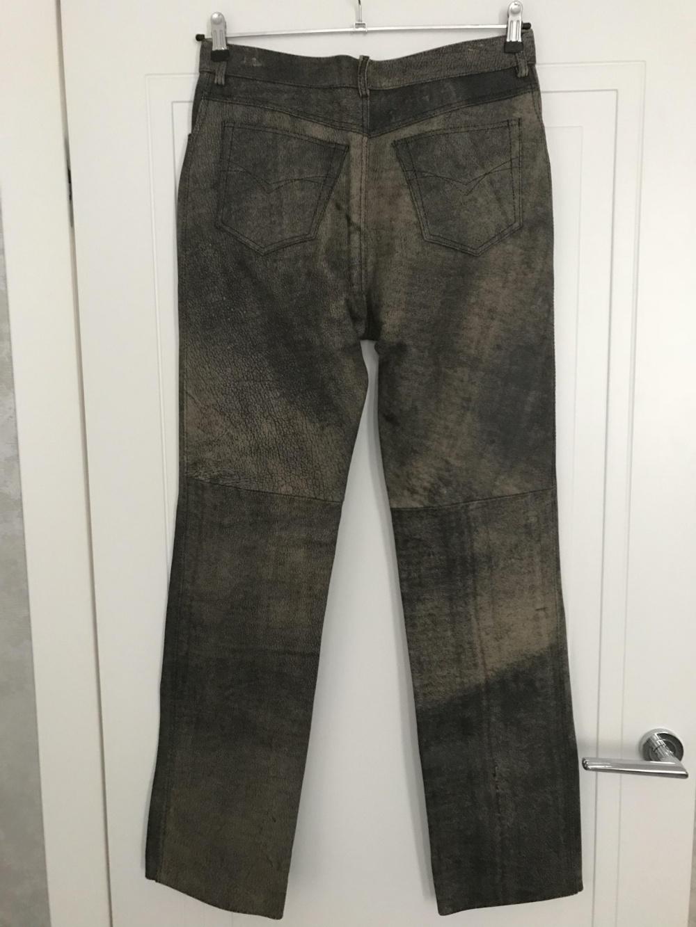 Кожаные штаны No name 50