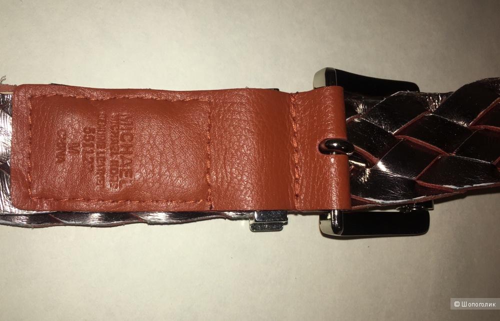 Ремень кожаный Michael Kors 46 размер