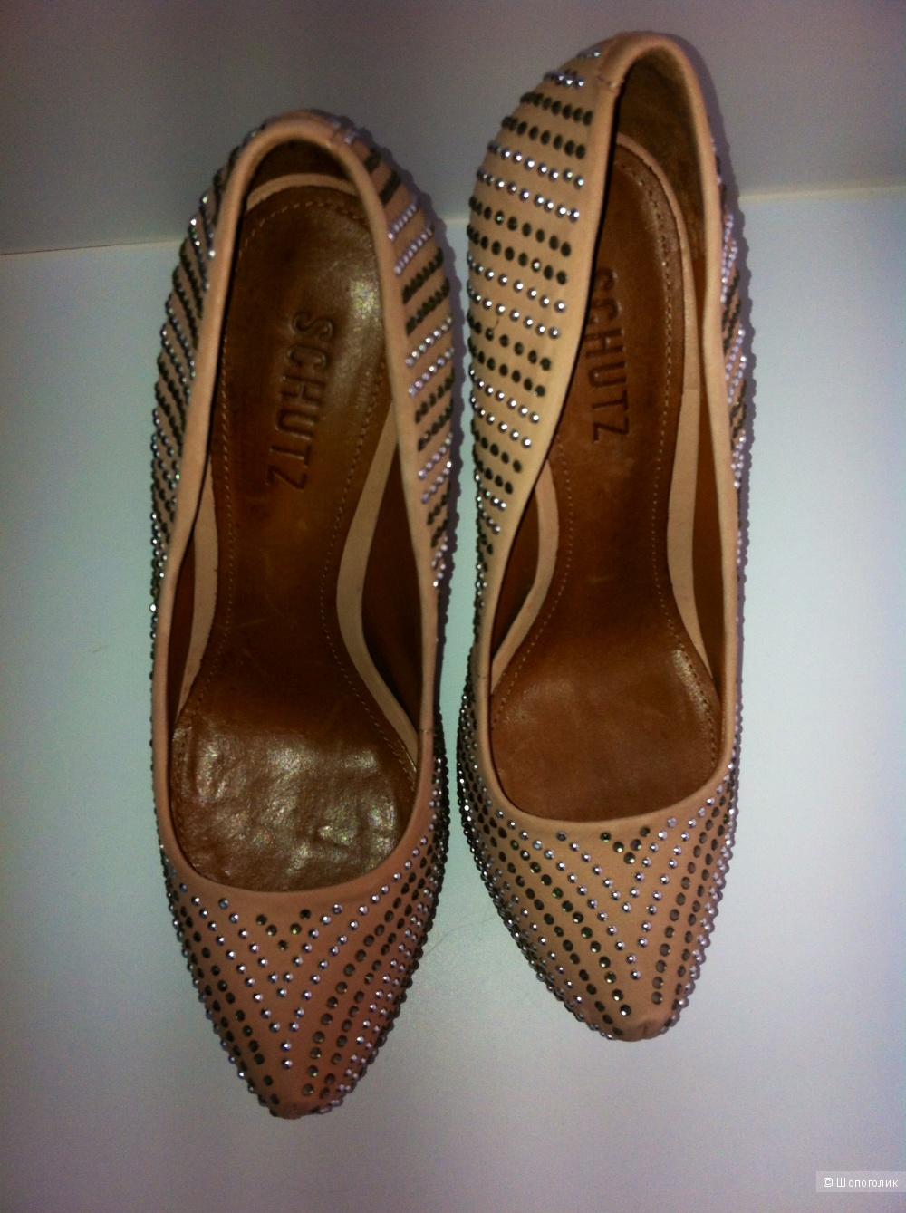 Туфли на платформе Schutz, 37 размер