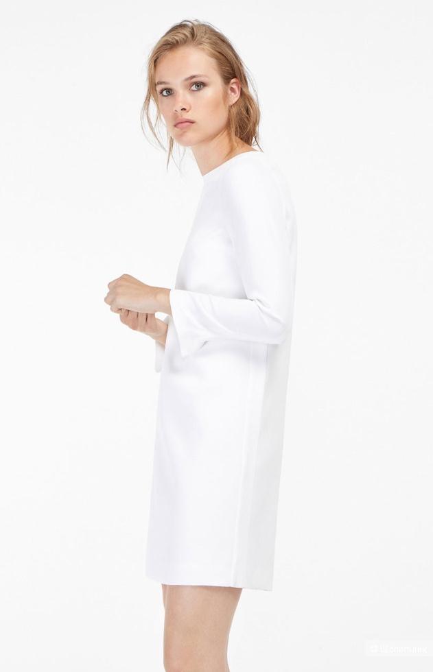 Платье с лампасами: Massimo Dutti, 42 евро