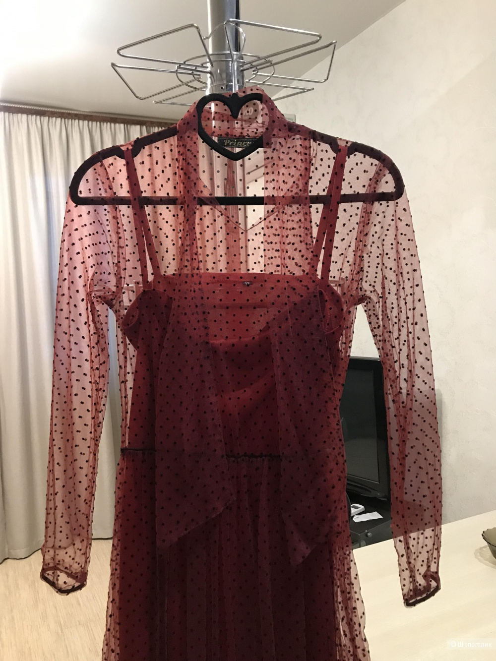 Платье нарядное р-р 42-44
