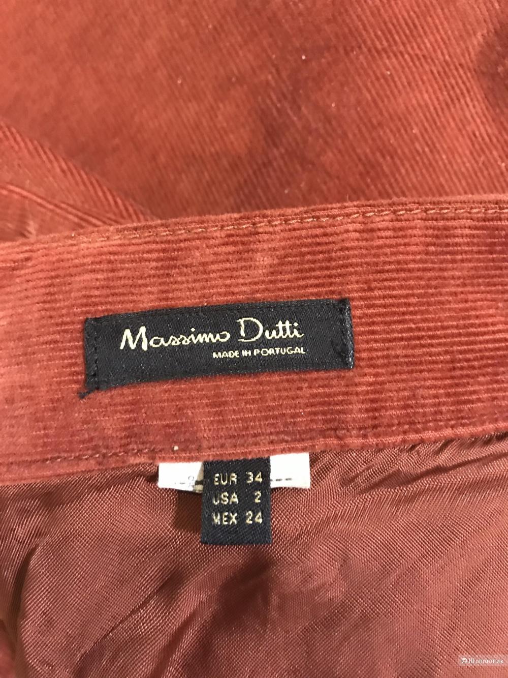 Юбка Massimo Dutti, размер XS (EUR 34)