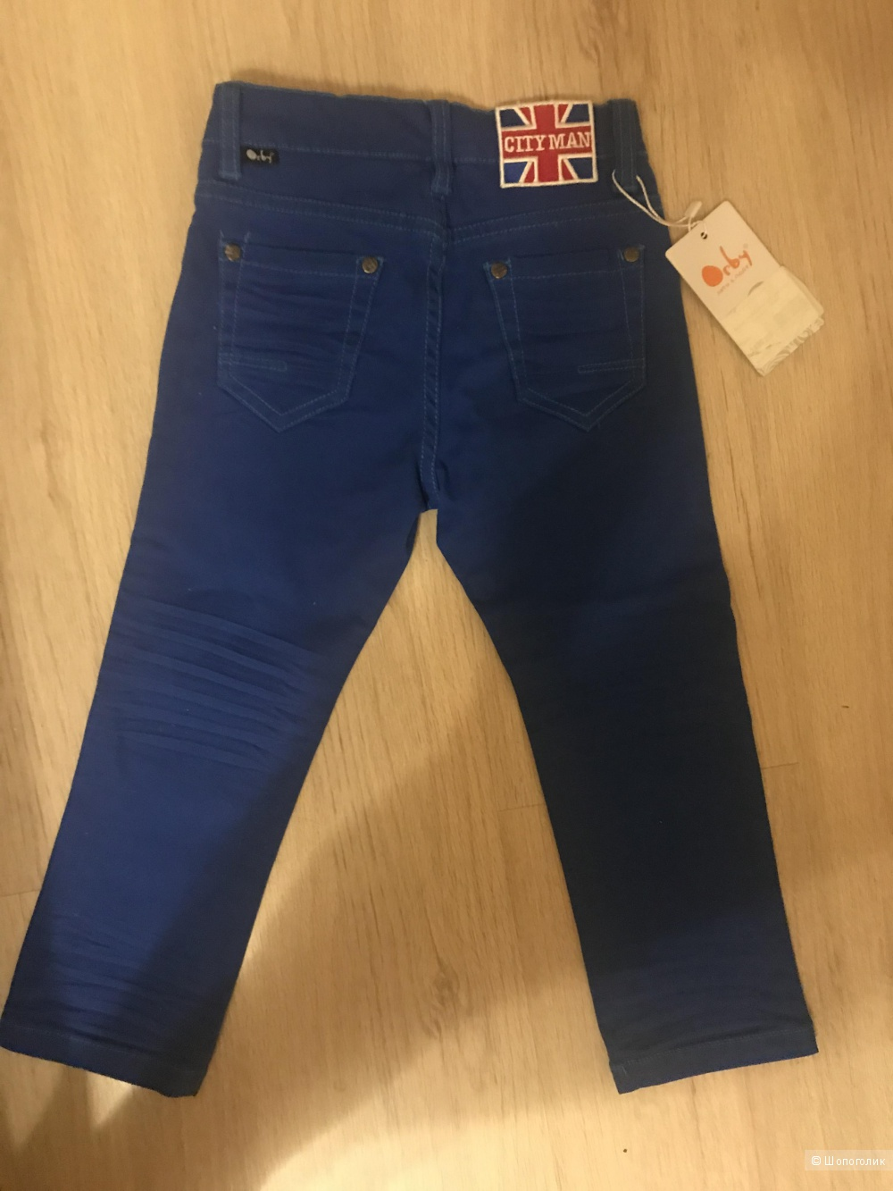 Джинсовые брюки Orby, на 4 года