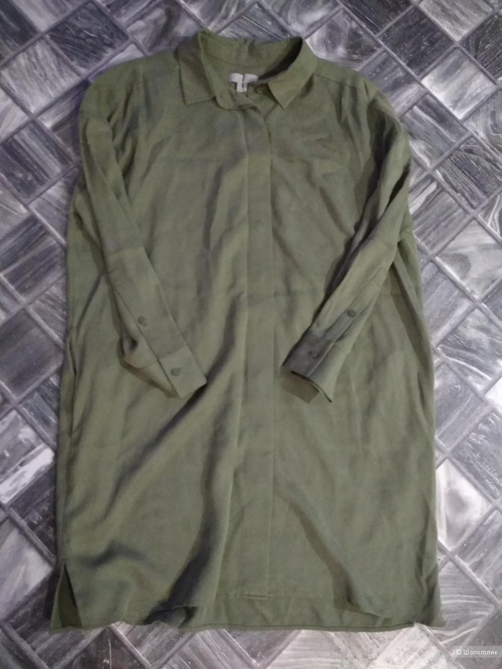 Платье-рубашка cos размер 38