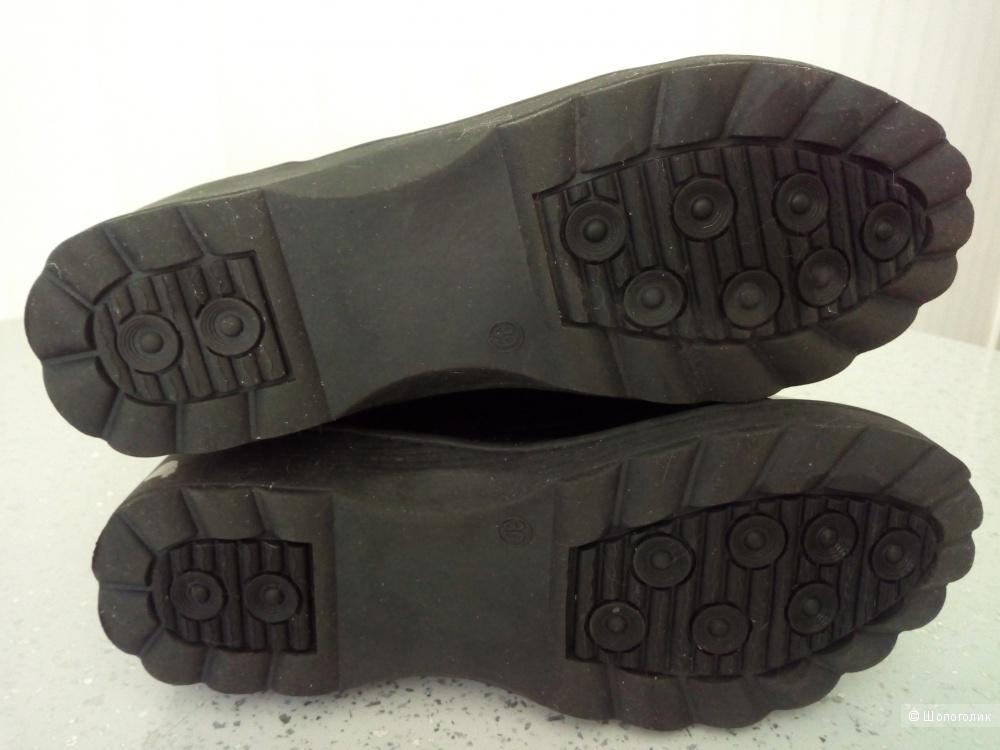 Сапоги- дутики, размер 37-37,5