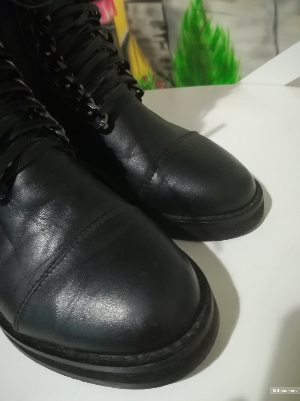 Ботинки no name,размер 37