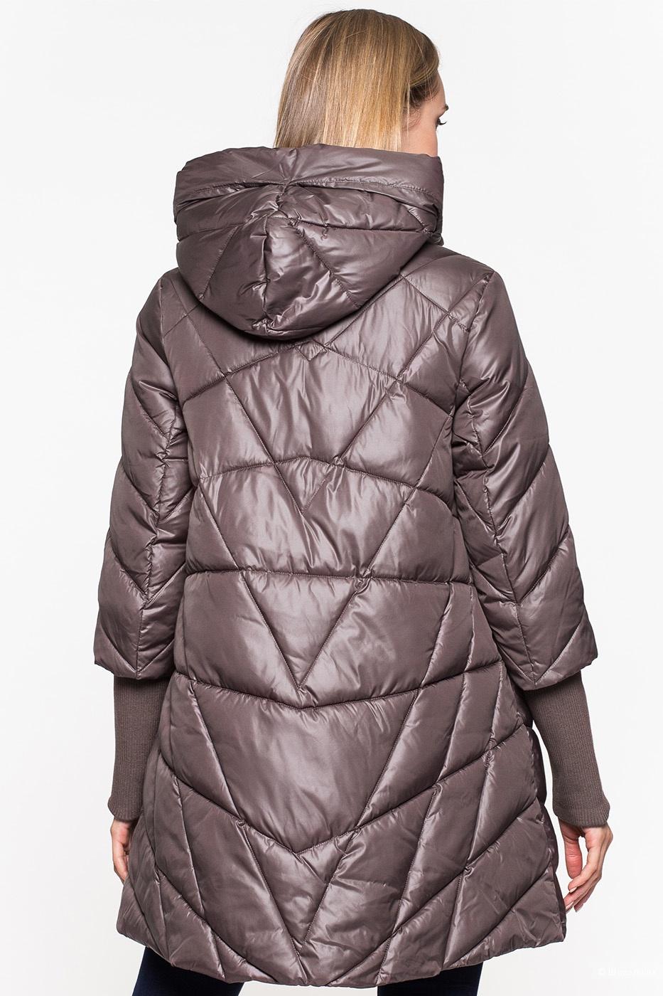 Пуховое пальто Odri, 48 размер