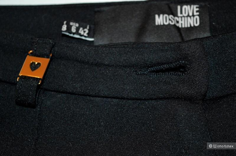 Брюки LOVE MOSCHINO, размер 44 (42 IT )