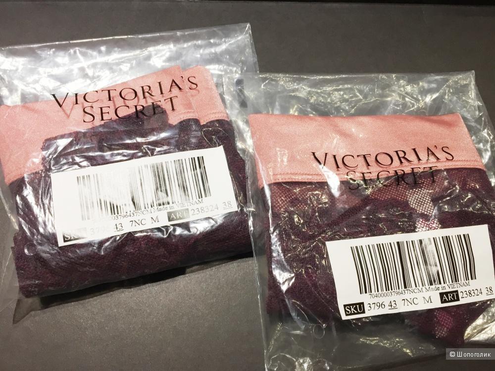 Victoria's Secret комплект трусиков. р.М