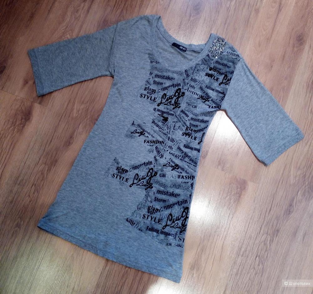 Платье-туника Liu Jo, размер 42 it.