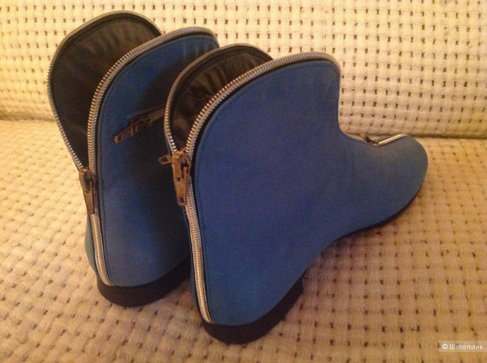 Ботиночки Marko Delli,36 размер