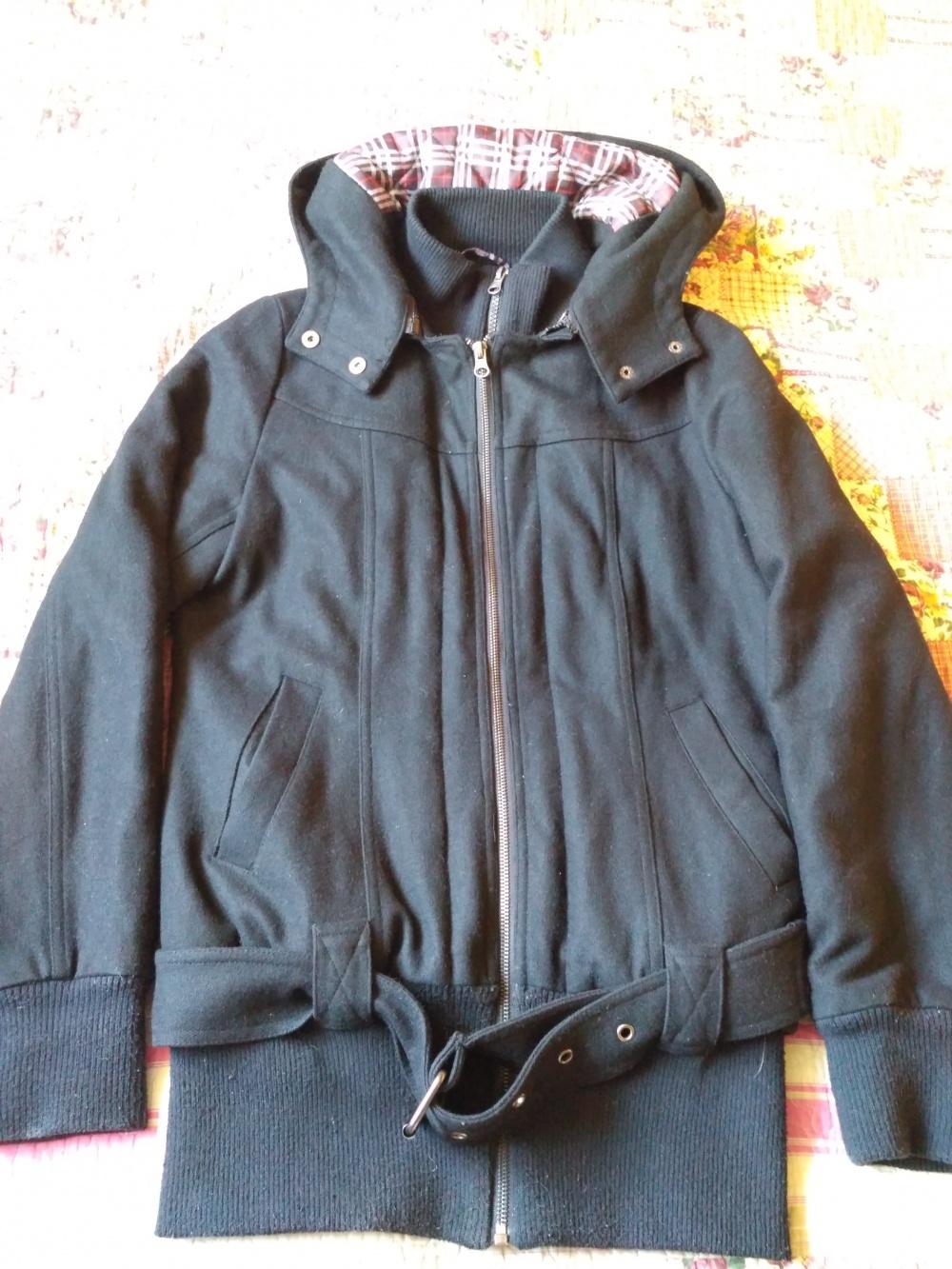 Пальто-куртка Sublevel (Германия) р.44-46