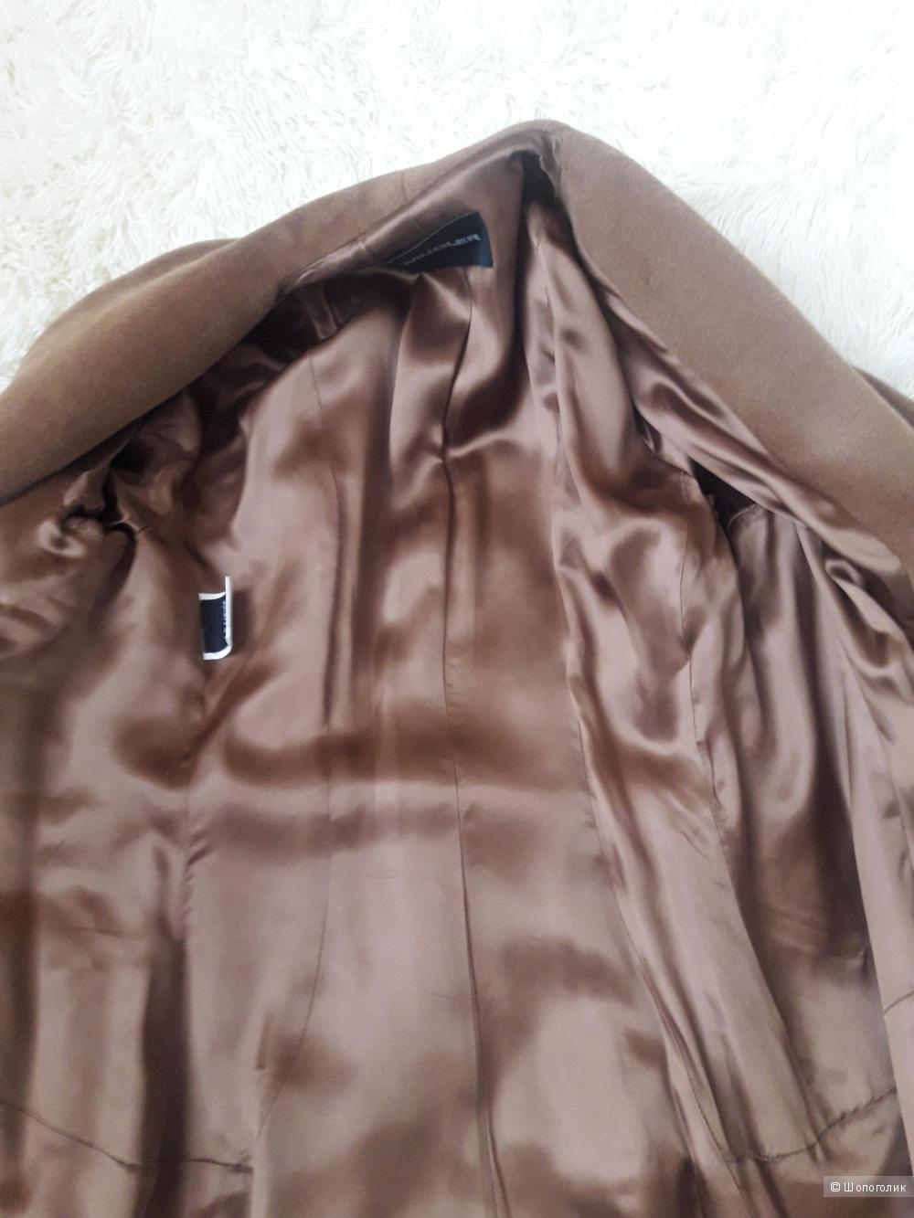 Пальто Mugler, размер 44.