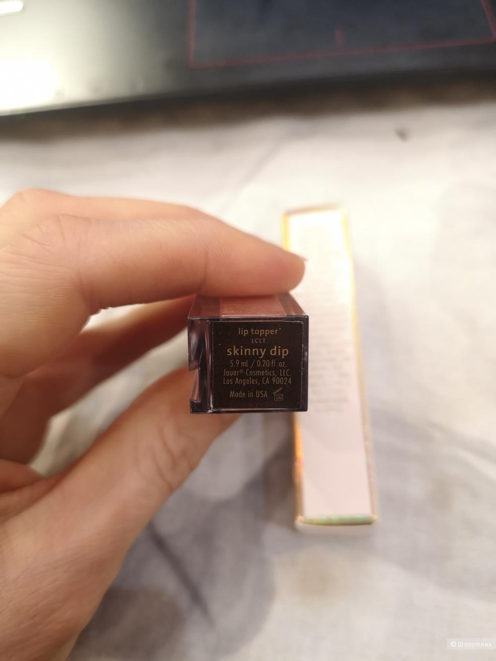 Топовое покрытие для губ Jouer Long-Wear Lip Topper 5,9ml
