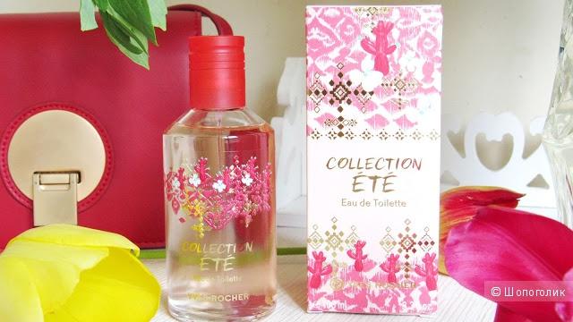 Туалетная вода Collection ETE  Yves Rocher, 100 ml