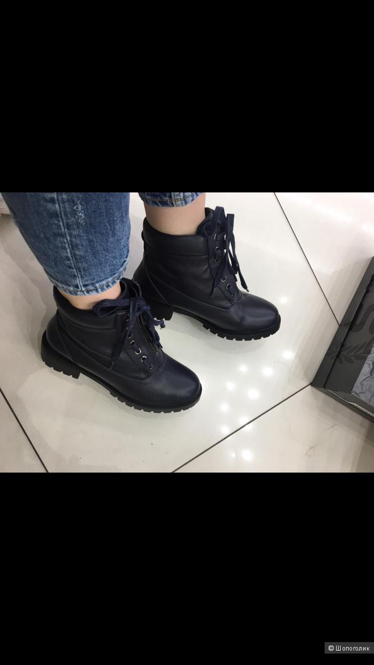 Зимние ботинки Massimo Santini, 38 размер