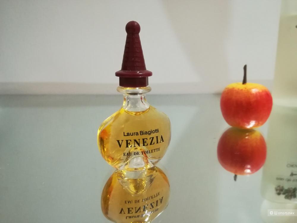 Ппрфюм Venezia Laura Biagiotti 5 мл EDT