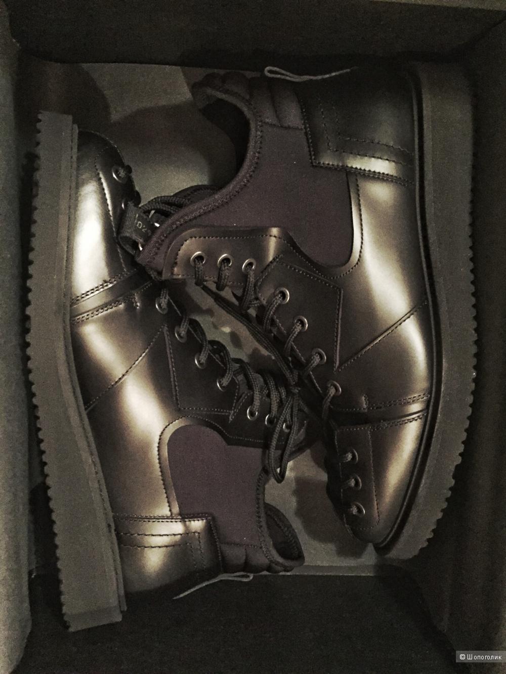 Мужские ботинки Bruno Bordese кожа размер 40-41