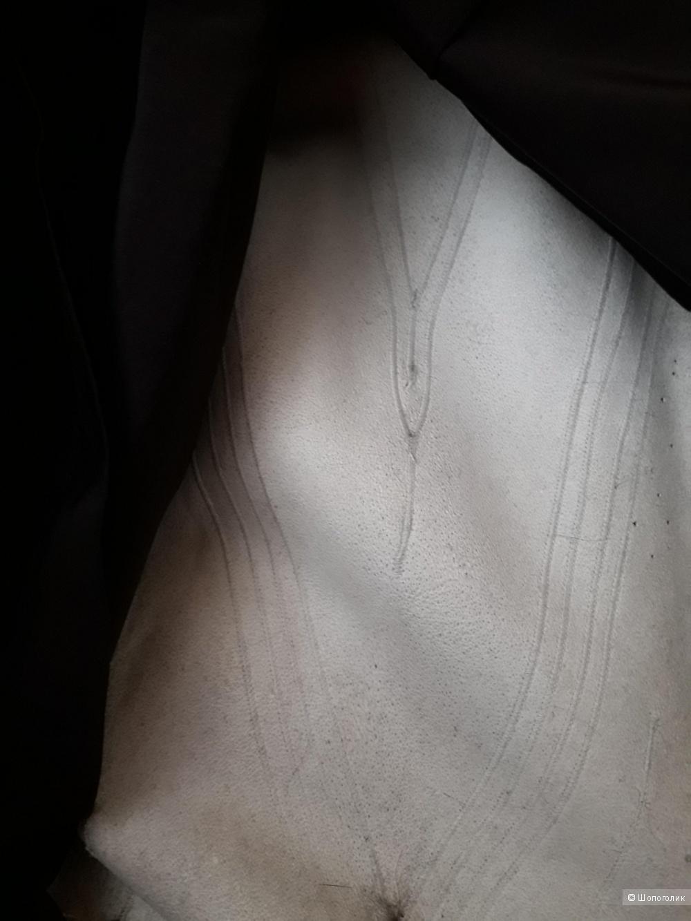 Шуба норковая, размер 46-48.