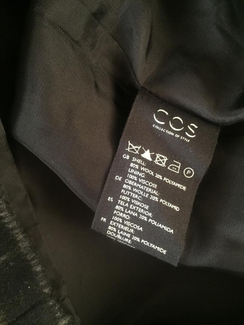 Шерстяное платье COS (EUR 38, RUS 42-44)