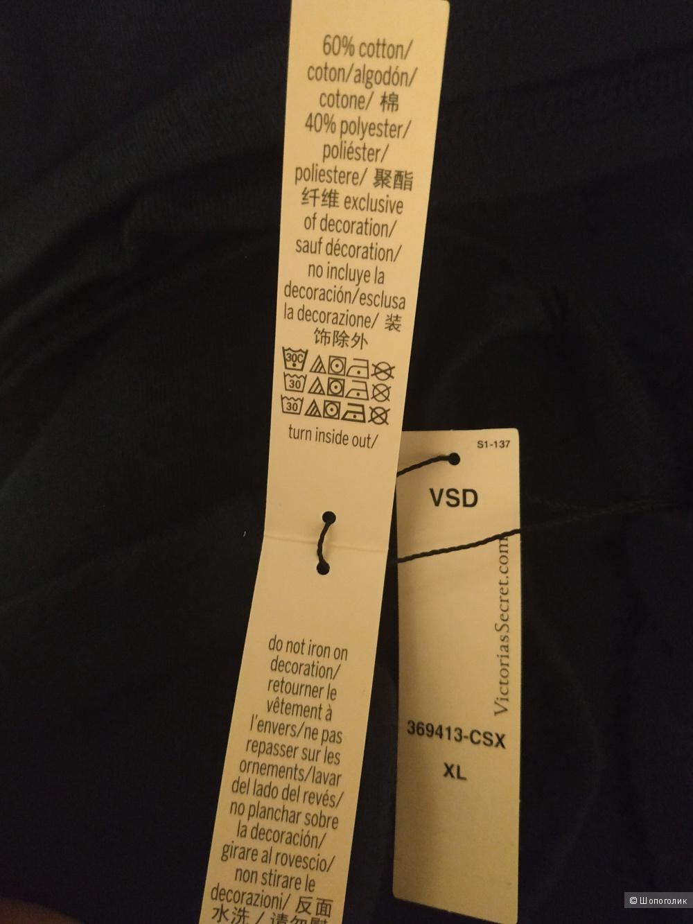 Домашнее платье (ночнушка) от Victoria's Secret Размер XL (52-54)
