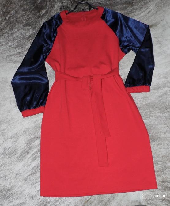 Платье 46-48 размер .