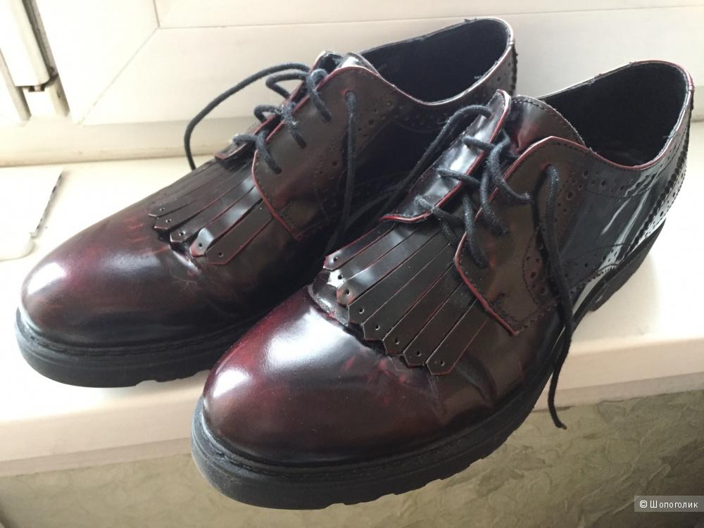 Ботинки Франческо Донни, 40 размер