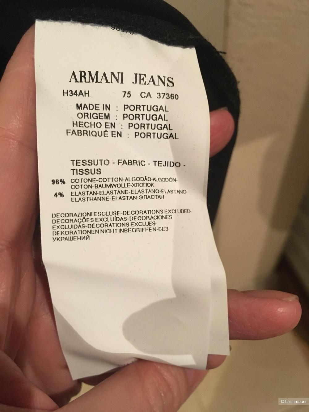 Футболка  Armani jeans, S (40 ит.)