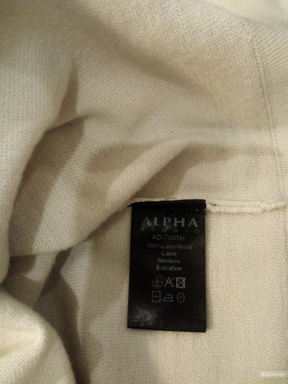 Джемпер ALPHA STUDIO, размер М