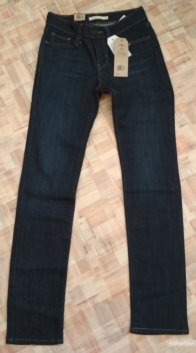 Джинсы Levi's® 712 Slim 26/32