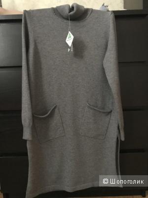 Платье (свитер) размер 42-44