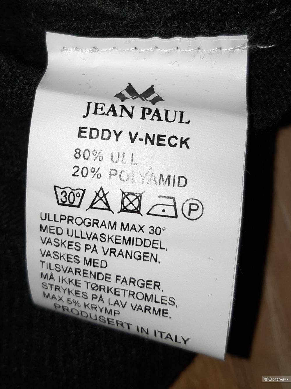 Свитер jean paul, размер l