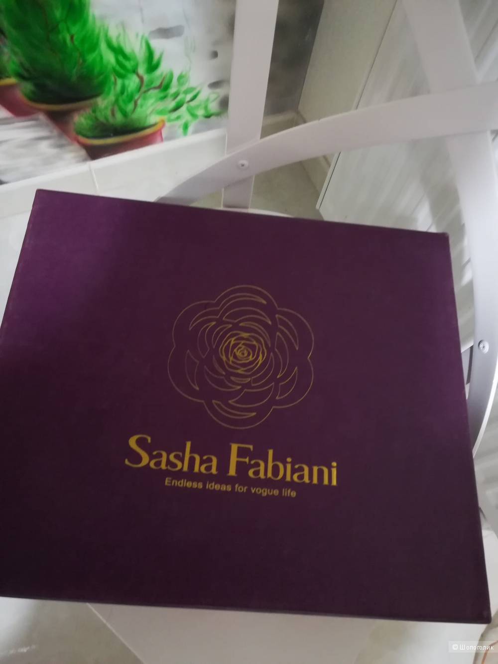 Угги Sasha Fabiani,размер 37
