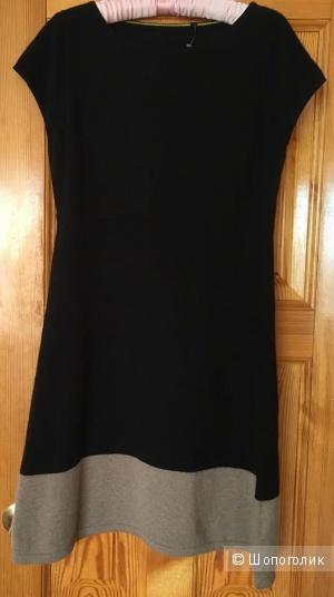 Кашемировое платье Mark Adam, рус. размер 46-48