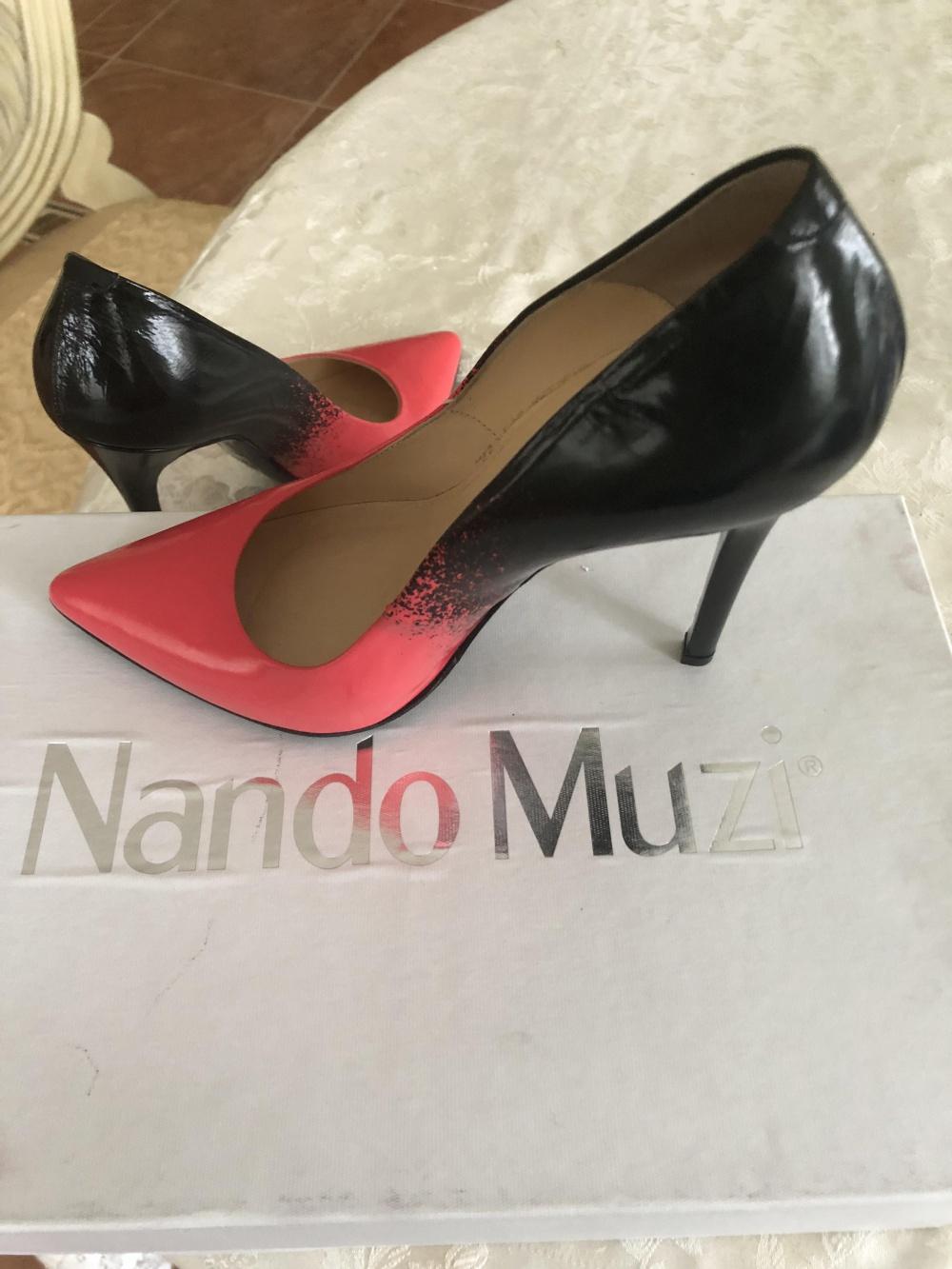 Туфли Nando Muzi р-р 37-37,5
