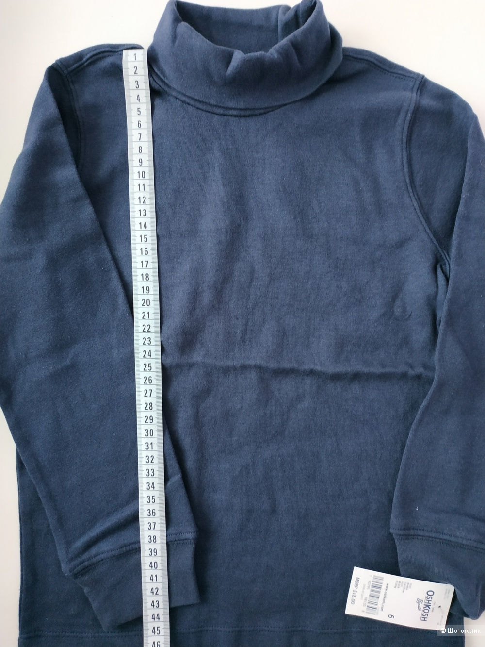 Водолазка OSHKOSH B'GOSH, размер 6 (114-122 см)