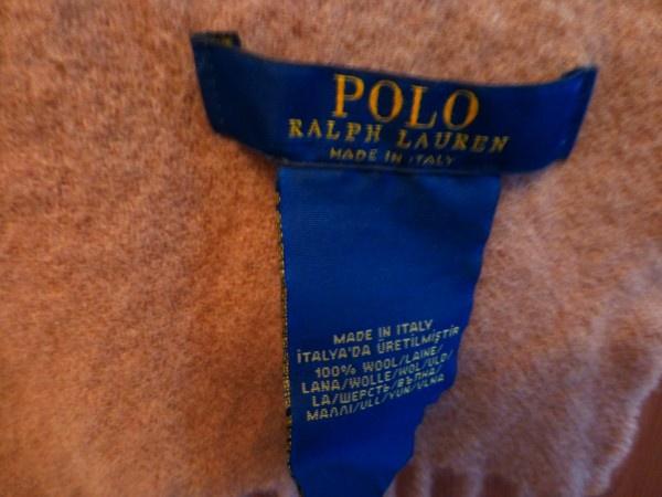 Шарф Polo Ralph Lauren размер 38 см на 164 см