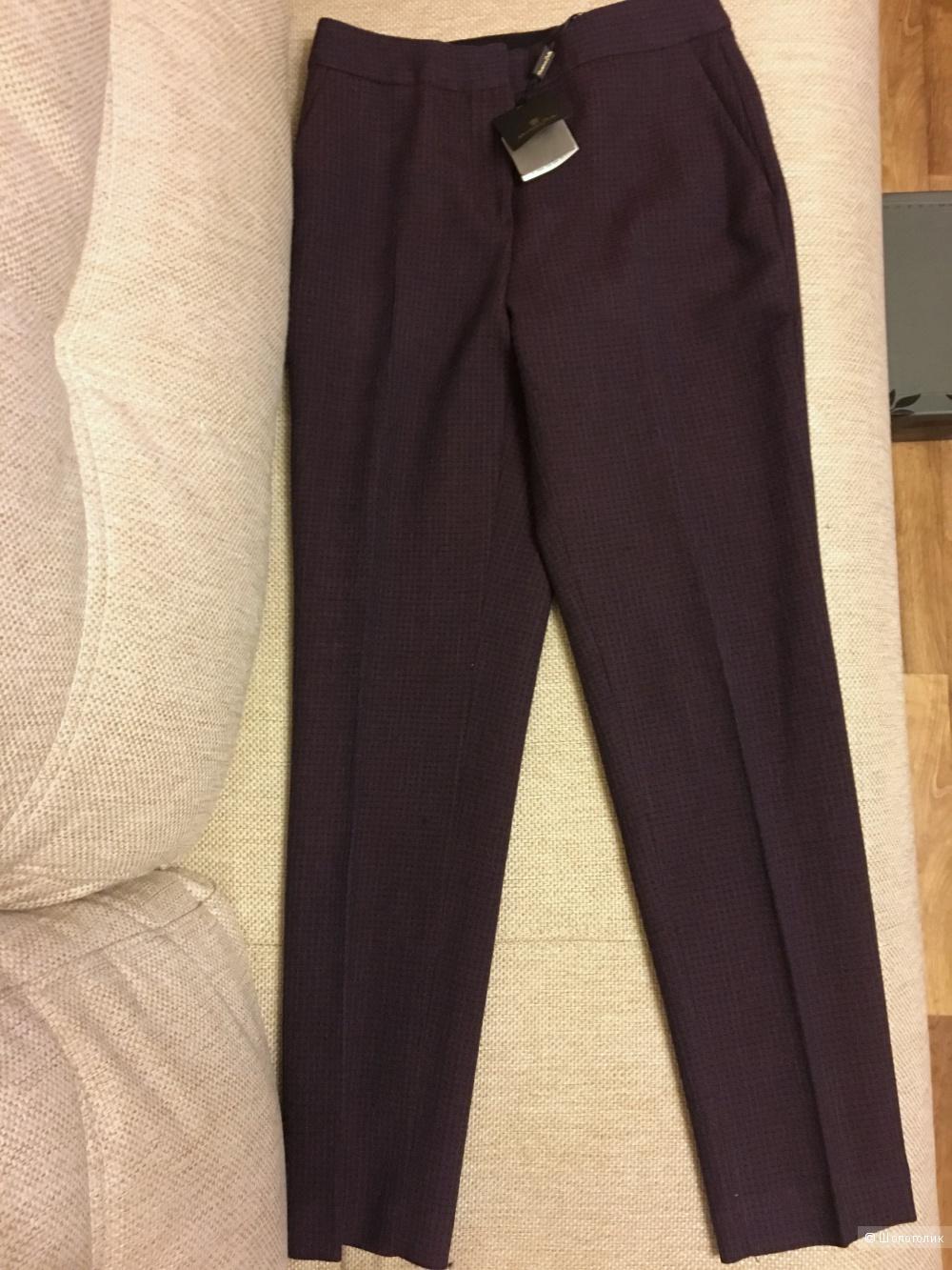 Шерстяные брюки Massimo Dutti, 36 размер