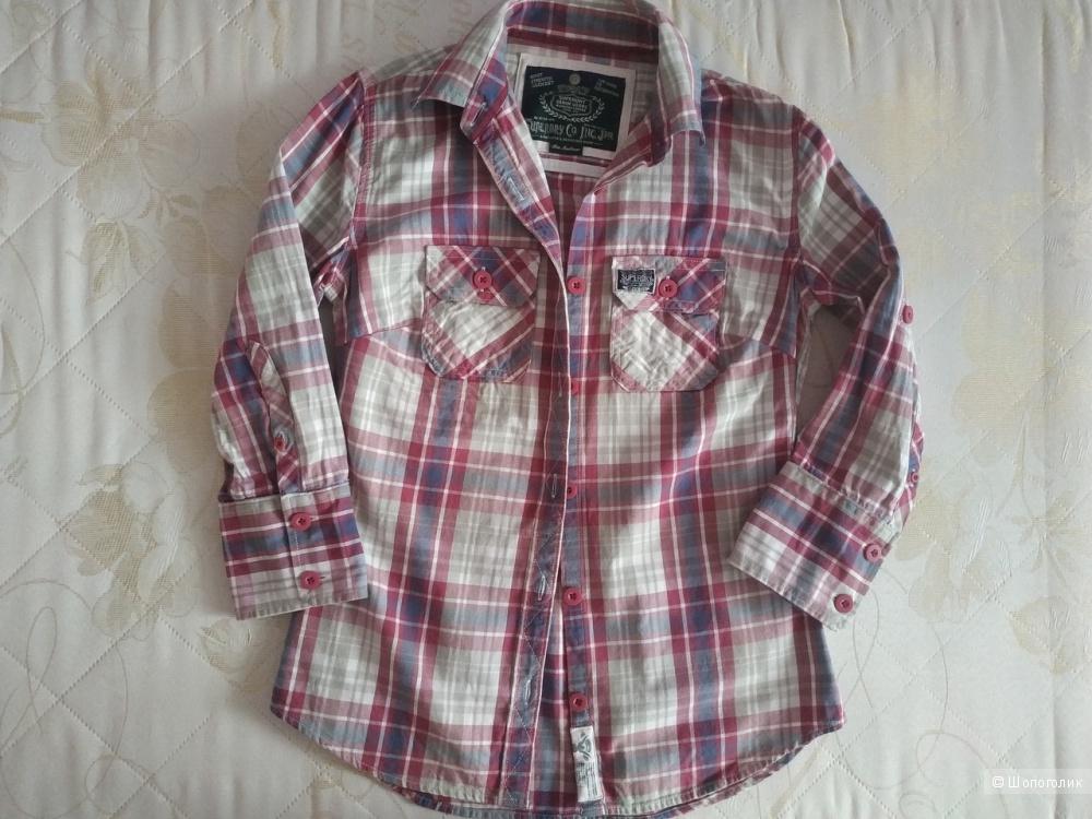 SuperDry, рубашка, 42-44