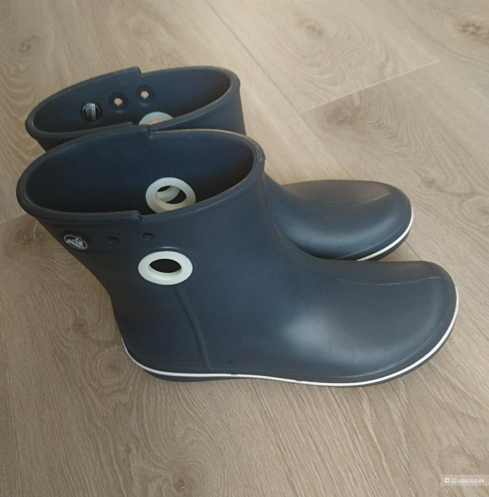 Резиновые сапоги Crocs,  размер w8