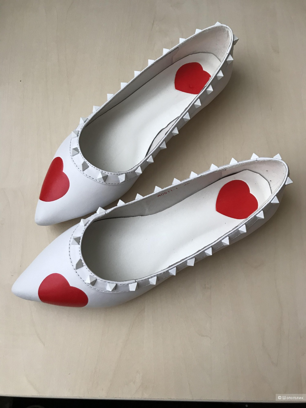 Туфли лодочки Valentino p.36