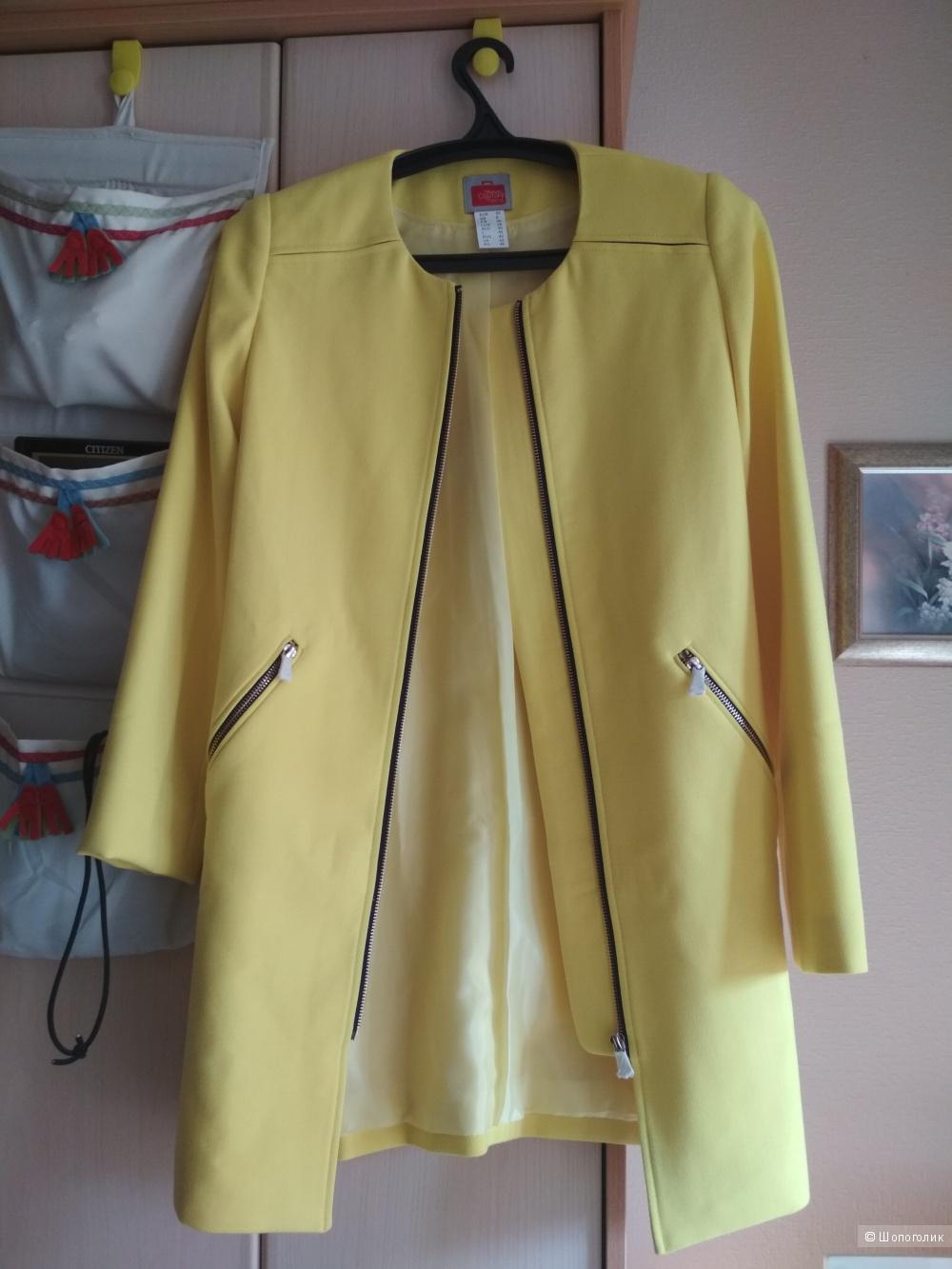 Пальто travel couture by heine размер 34