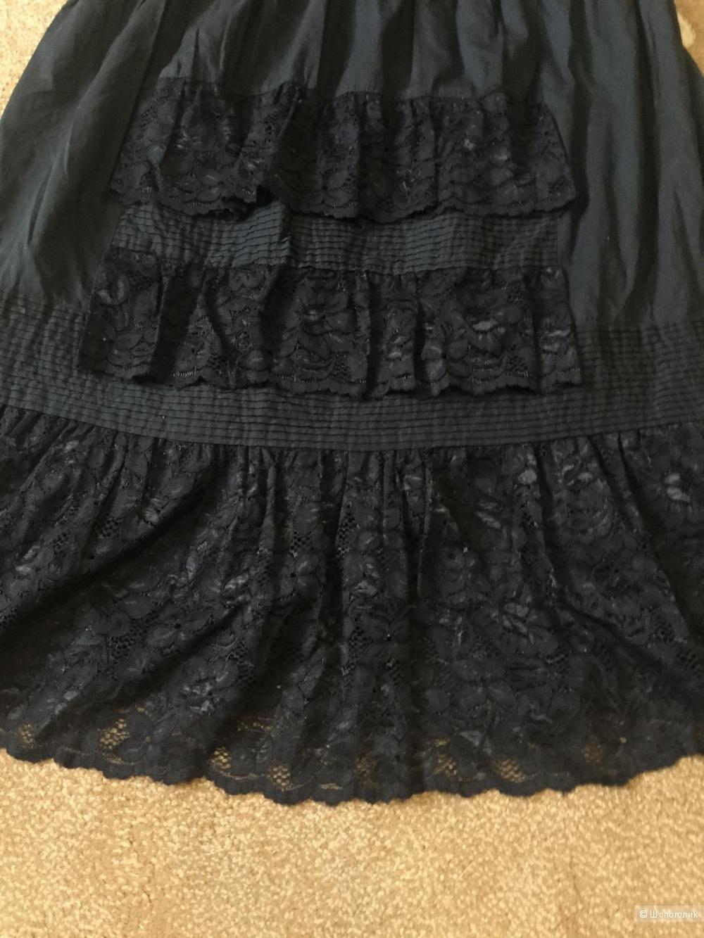 Платье Nysense 48