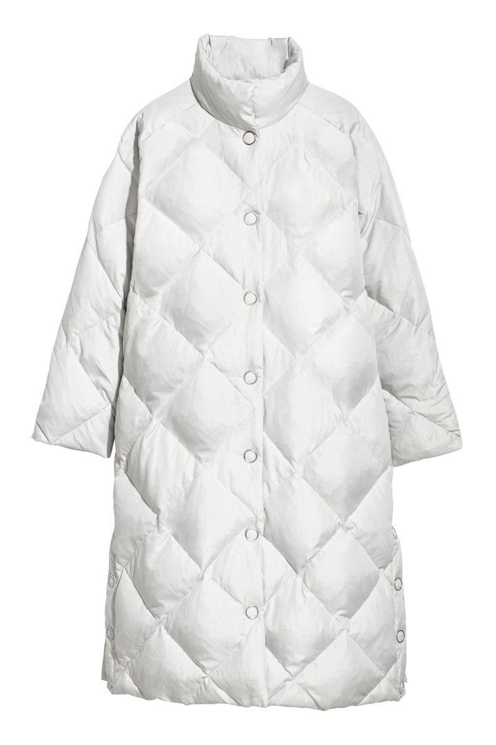 Пуховик одеяло H&M Premium. размер L