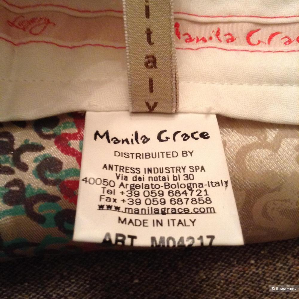 Брюки Manila Grace, 46 Ит. (48 Росс.)