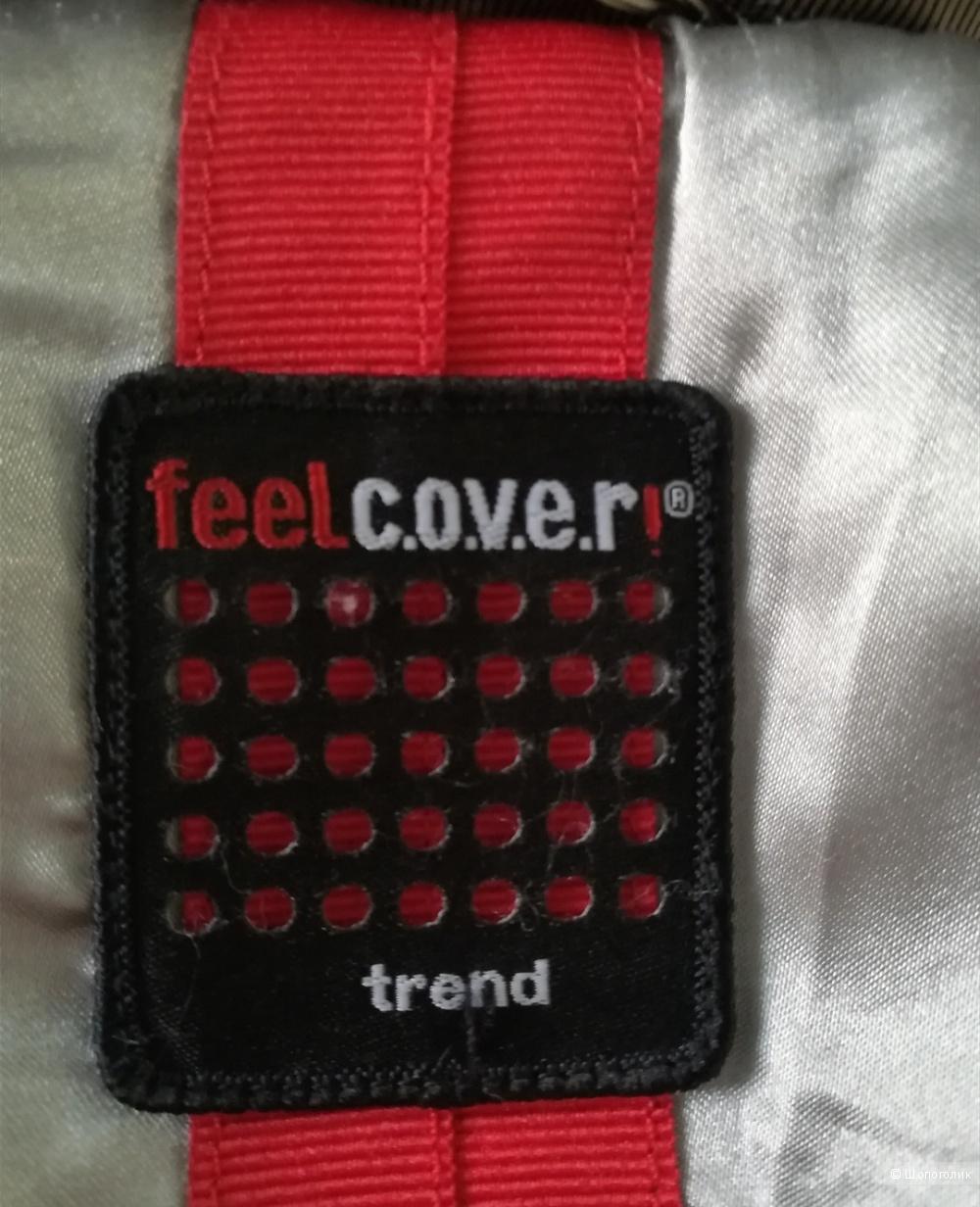 Пуховик  feel cover,размер М