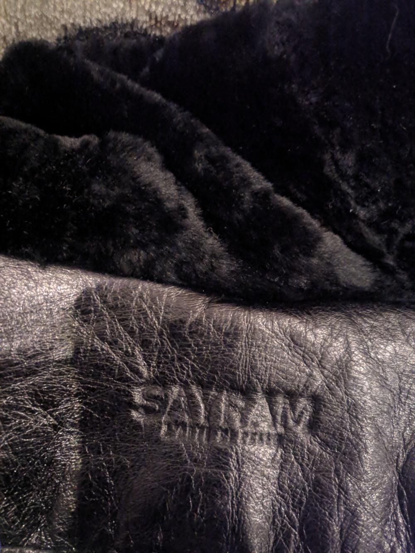 Шуба мутоновая ,фабрики Sayram,размер S