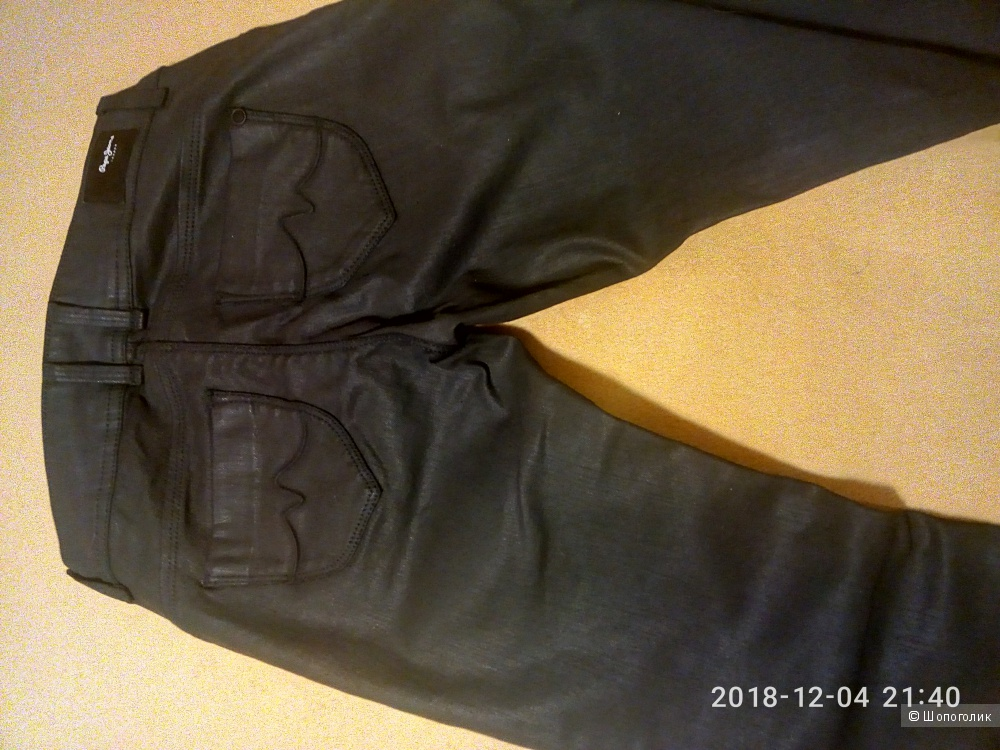 Джинсы  Pepe Jeans London р. 25-32 р. XS-S