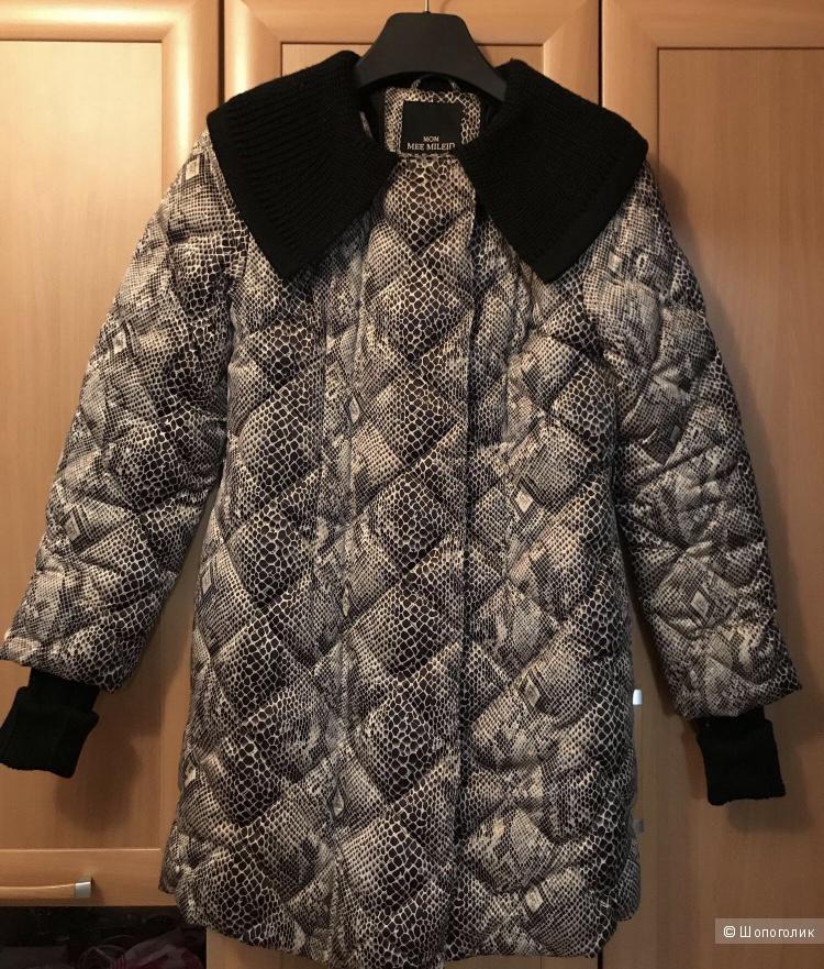 Пуховик/пальто Mom Mee Mileid, размер М